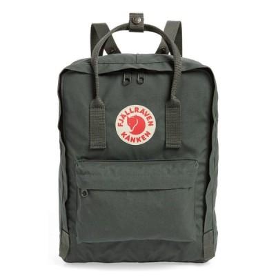 フェールラーベン FJALLRAVEN メンズ バックパック・リュック カンケン バッグ Kanken Water Resistant Backpack Forest Green