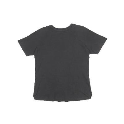 【中古】バトナー BATONER Tシャツ カットソー 半袖 無地 コットン 1 黒 ブラック/4 レディース 【ベクトル 古着】