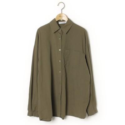 シャツ ブラウス 長袖シャツ