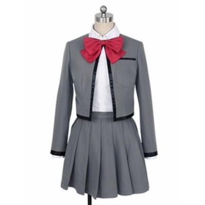 少女歌劇 レヴュー・スタァライト 愛城華恋 風   コスプレ衣装  ★完全オーダメイドも対応可能 * K4657
