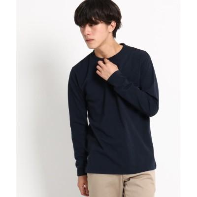 BASE CONTROL(ベースコントロール) 長袖 Tシャツ クルーネック WEB限定