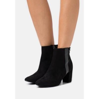 トムテイラー ブーツ&レインブーツ レディース シューズ Ankle boots - black
