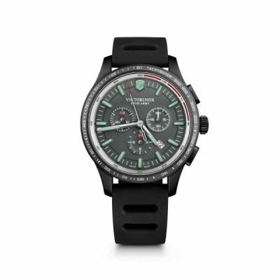 ビクトリノックス 腕時計 Victorinox Swiss Army Alliance Sport クロノグラフ クォーツ Watch 241818