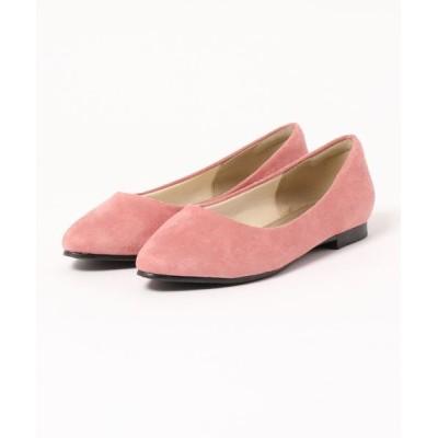 Xti Shoes / ALETTA-アレッタ-  究極のプレーンパンプス  -ポインテッドトゥ1.5cmフラットヒール- WOMEN シューズ > パンプス