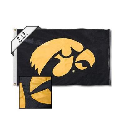 Iowa Hawkeyes 2?x 3足刺繍フラグ