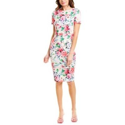 アレクシアアドマー レディース ワンピース トップス Alexia Admor Sheath Dress romantic rose