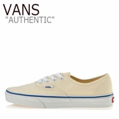 バンズ スニーカー VANS AUTHENTIC オーセンティック WHITE ホワイト BLUE ブルー VN-0EE3WHT シューズ
