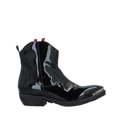 CHARME 2.0 ショートブーツ ファッション  レディースファッション  レディースシューズ  ブーツ  その他ブーツ ブラック