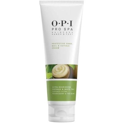 OPI(オーピーアイ) ハンド・ネイルクリーム(プロスパプロテクティブ ハンドネイルandキューティクルクリーム ハンドケア) 乾燥 保湿 手 角質ケ