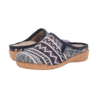 taos Footwear タオス レディース 女性用 シューズ 靴 スリッパ Kick Off - Blue Multi