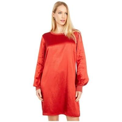 ラメイド レディース ワンピース トップス Wells Silky Woven Dress
