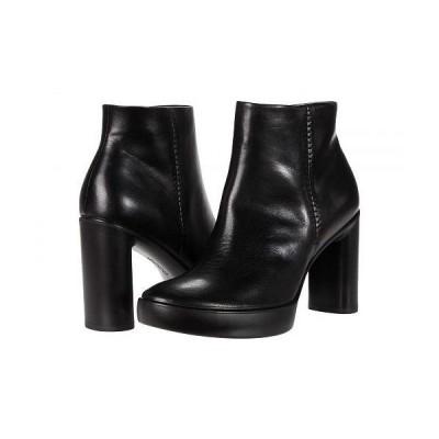 ECCO エコー レディース 女性用 シューズ 靴 ブーツ アンクル ショートブーツ Shape Sculpted Motion 75 Ankle Boot - Black