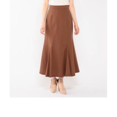 ナチュラルマーメイドスカート