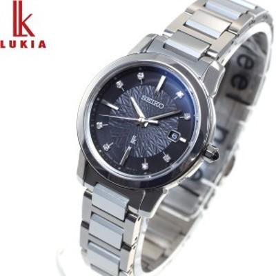 セイコー ルキア SEIKO LUKIA 電波 ソーラー デビュー 限定モデル 腕時計 レディース アイ コレクション I COLLECTION Debut Limited Edi