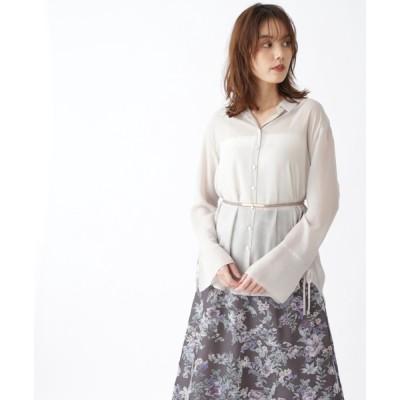 JILLSTUART / ◆シアーシャツ WOMEN トップス > シャツ/ブラウス