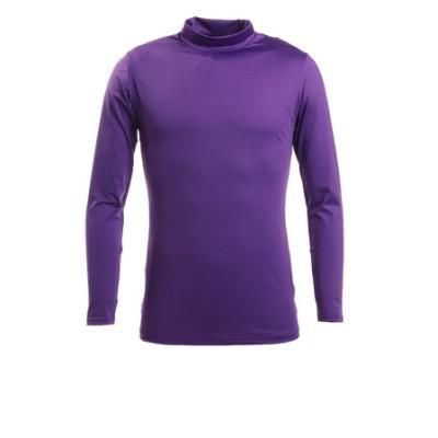 パフォーマンスギア(PG)サッカー ウェア メンズ ストレッチハイネック長袖シャツ 741PG9ES4522 PUL インナー アンダーシャツ