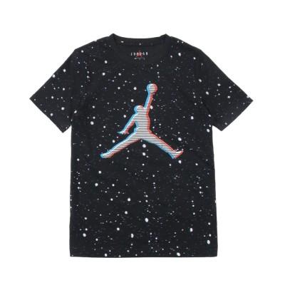 JORDANウェアTシャツ 半袖 ジョーダン ボーイズ DIMENSION 95A374-023ブラック