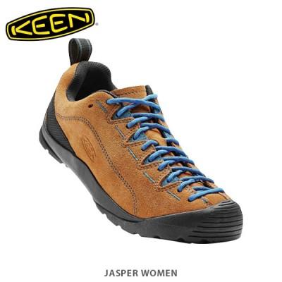 キーン KEEN レディース トレッキングシューズ ジャスパー JASPER WOMEN CathaySpice×OrionBlue スニーカー 靴 1004337 kee00441004337 国内正規品