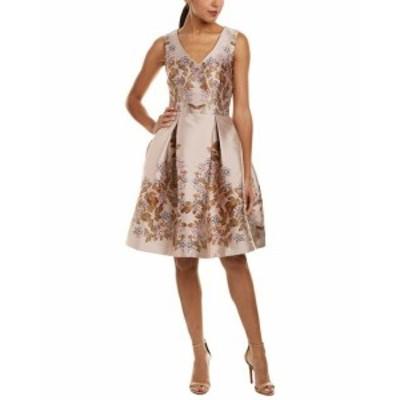 max マックス ファッション ドレス Max Studio A-Line Dress 8 Pink