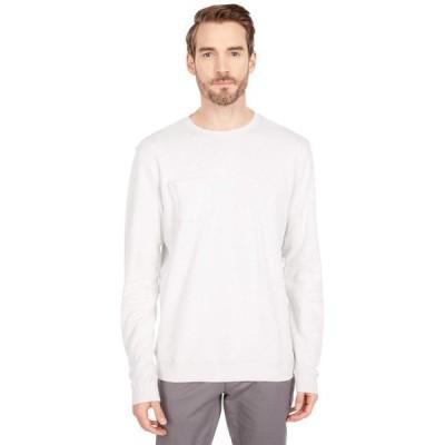 リンクソウル メンズ パーカー・スウェット アウター Pocket Crew Neck Sweatshirt