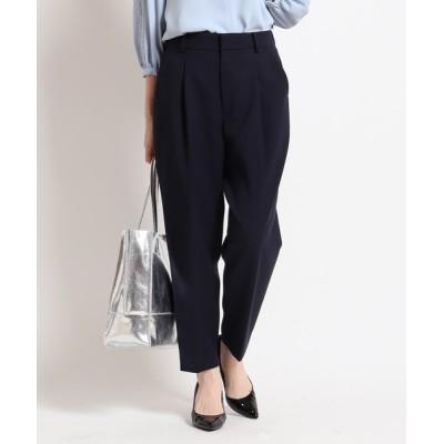 WORLD ONLINE STORE SELECT / 【洗える】ストレッチテーパードパンツ WOMEN パンツ > パンツ