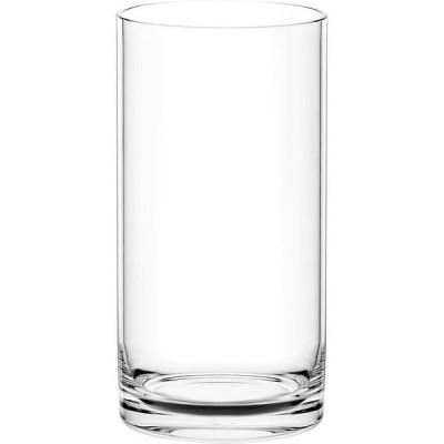 クレイ 割れない花瓶 フラワーベース PC straight-R ストレートアール 150×300mm 930-154-000(直送品)