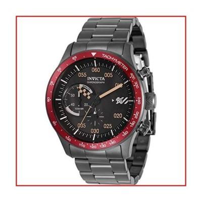 Invicta 34058 Men's Speedway Chronograph Gunmetal Bracelet Watch