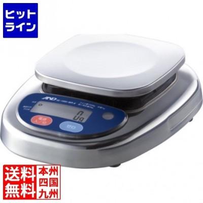 A&D 防水・防塵デジタルスケール HL-2000iWP-K BHKA502