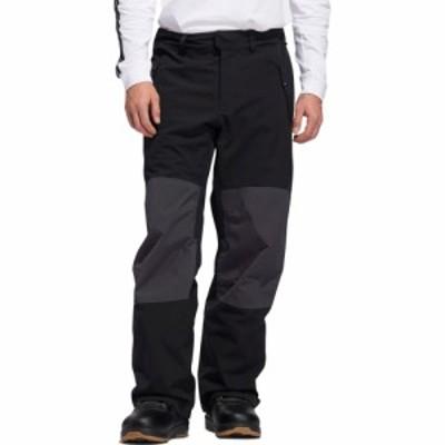 アディダス Adidas メンズ スキー・スノーボード ボトムス・パンツ Fixed 20K Snowboard Pants Black/Utility Black/Orange