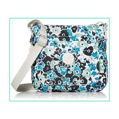 Kipling Women's Sebastian Crossbody Bag, Bl Field Floral, One Size並行輸入品