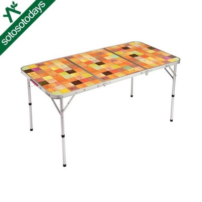 コールマン アウトドア ナチュラルモザイク リビングテーブル140プラス 2000026750