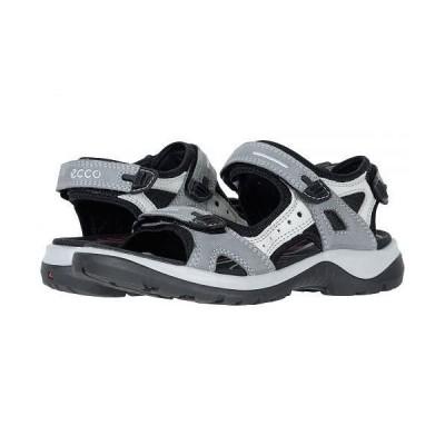 ECCO Sport エコー スポーツ レディース 女性用 シューズ 靴 サンダル Yucatan Sandal - Titanium