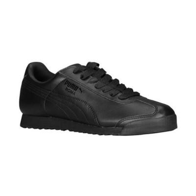 (取寄)プーマ メンズ シューズ プーマ ローマ ベーシックMen's Shoes PUMA Roma BasicBlack Black
