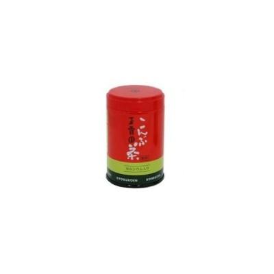 玉露園 こんぶ茶 缶入 45g×5個