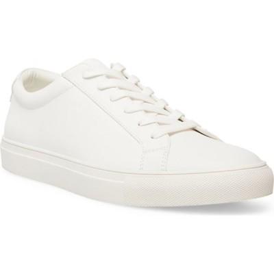 スティーブ マデン STEVE MADDEN メンズ スニーカー シューズ・靴 Coastal Sneaker White