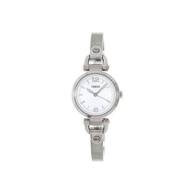 腕時計 フォッシル Fossil レディース Georgia ES3269 シルバー ステンレス-スチール クォーツ 腕時計