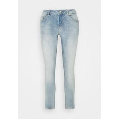 リュー ジョ ジーンズ レディース デニムパンツ ボトムス MONROE  - Slim fit jeans - bleached denim bleached denim