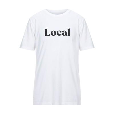 DANILO PAURA T シャツ ホワイト XL コットン 100% T シャツ