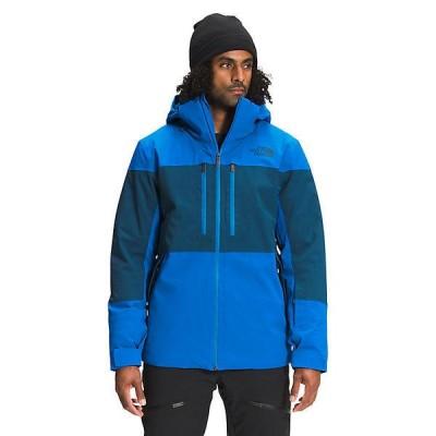 (取寄)ノースフェイス メンズ チャカル ジャケット The North Face Men's Chakal Jacket Hero Blue / Monterey Blue