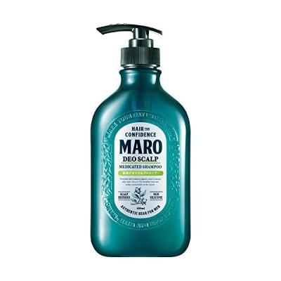 【医薬部外品】デオスカルプ 薬用 シャンプー [グリーンミントの香り] MARO マーロ 480ml メンズ