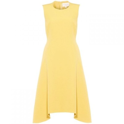 ダンセル Damsel in a Dress レディース ワンピース ノースリーブ ワンピース・ドレス Camilla Sleeveless Dress Yellow