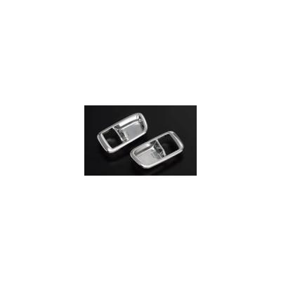 「クロームメッキ」コペン L800K/L880K インナードアハンドルベゼル 交換タイプ