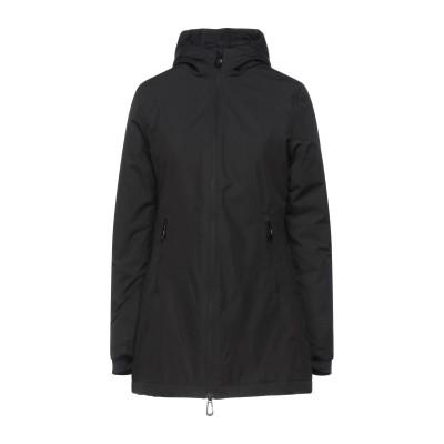 SUNS コート ブラック S ナイロン 100% コート