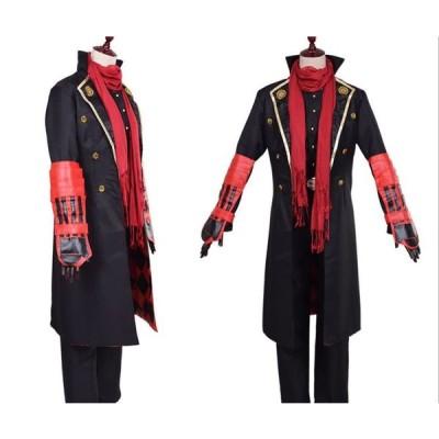 刀剣乱舞 風 加州清光 コスチューム フルセット 和風 軍服 コスプレ衣装 サイズ S〜XXL 男女共通