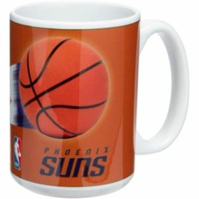 The Memory Company ザ メモリー カンパニー スポーツ用品  Phoenix Suns 15oz. Team 3D Graphic Mug