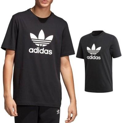 アディダス オリジナルス Tシャツ adidas originals メンズ 半袖 Tシャツ CW0709 ブラック
