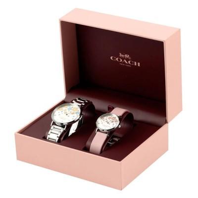 コーチ COACH 腕時計 時計 フラワーデザインペアセット レディース腕時計 PERRY 14000065 入学 就職 お祝い プレゼント