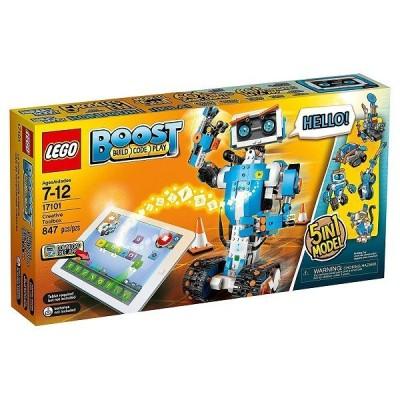 BOOST ブースト クリエイティブ ツールボックス Creative Toolbox 17101 新品レゴ   LEGO 知育玩具