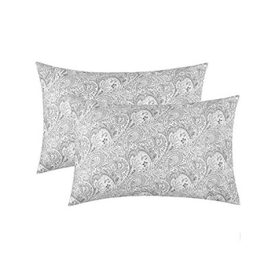 Mellanni Pillow Cases Standard Size Set of 2 - Pillow Covers - Pillow Prote好評販売中