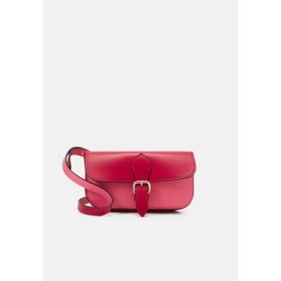 レッド ヴァレンチノ レディース クラッチバッグ バッグ POUCH - Clutch - cherry/fancy pink cherry/fancy pink